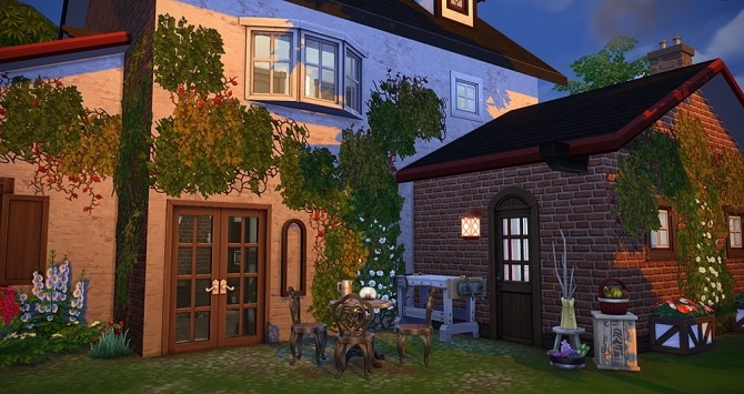 L'auberge house at Simsontherope image 2531 670x355 Sims 4 Updates