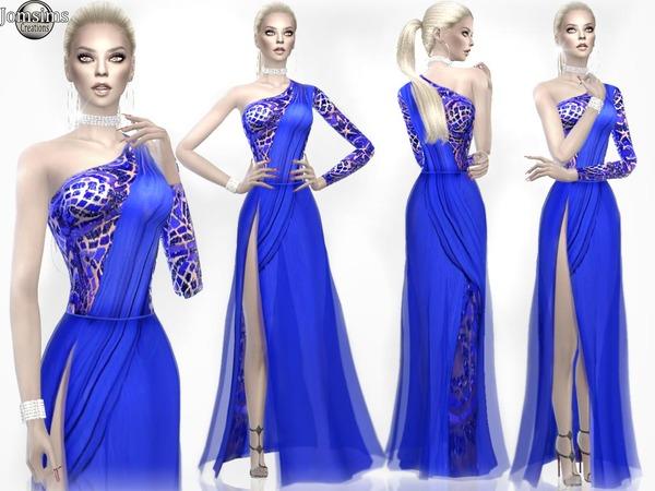 Sims 4 Naska haute couture by jomsims at TSR