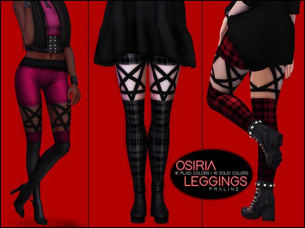 Osiria Leggings by Pralinesims at TSR image 274 Sims 4 Updates