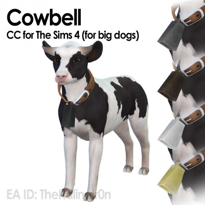 Sims 4 Cowbells at Kalino