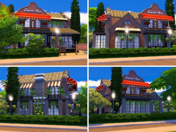 Antique Shop by MychQQQ at TSR image 29 Sims 4 Updates