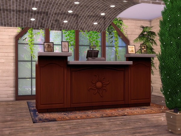 Antique Shop by MychQQQ at TSR image 30 Sims 4 Updates