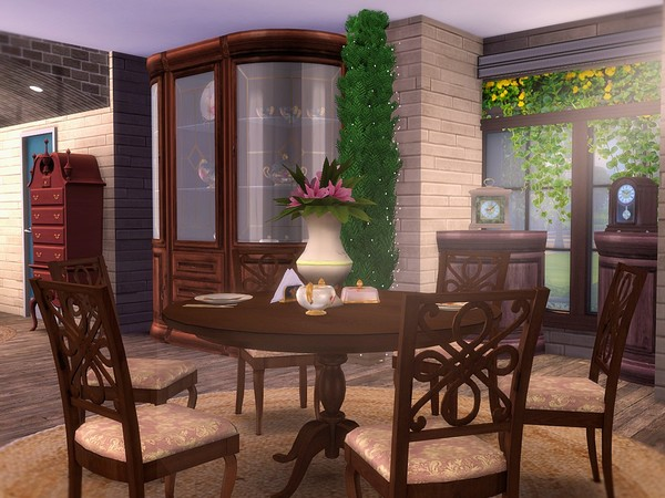 Antique Shop by MychQQQ at TSR image 31 Sims 4 Updates