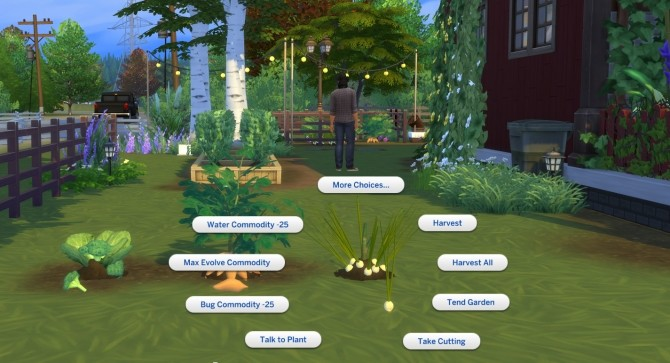 Harvestable Broccoli, Yam and Spring Onion by icemunmun at Mod The Sims image 313 670x363 Sims 4 Updates