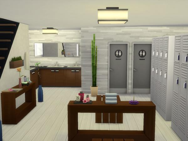 Zen Spa by Silerna at TSR image 316 Sims 4 Updates