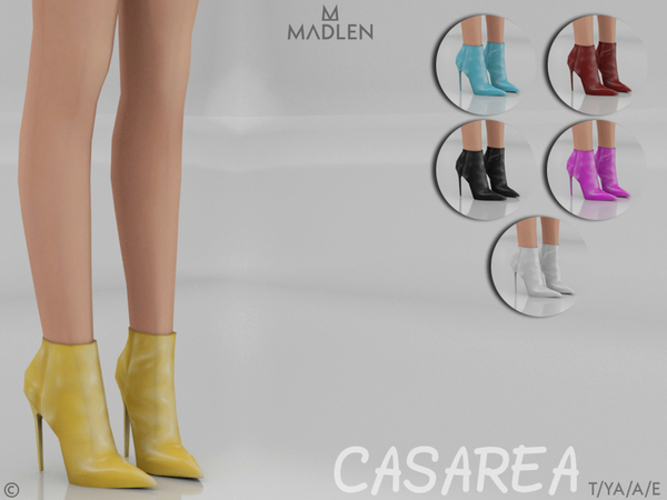 Madlen Casarea Shoes by MJ95 at TSR image 333 Sims 4 Updates