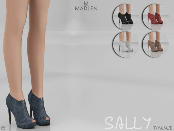 Madlen Sally Boots by MJ95 at TSR image 3412 Sims 4 Updates