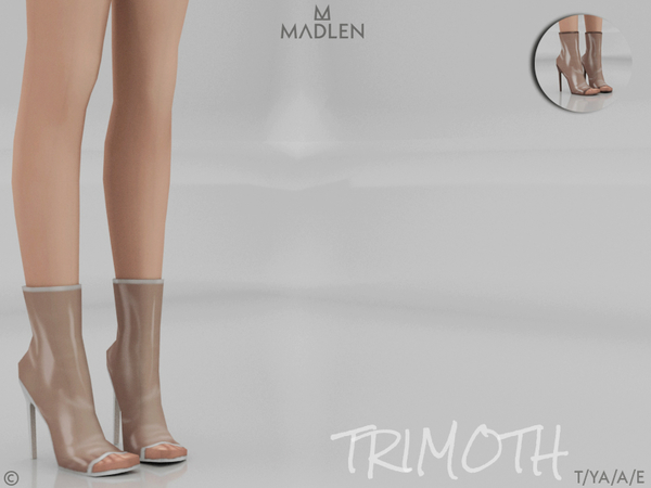 Madlen Trimoth Boots by MJ95 at TSR image 359 Sims 4 Updates
