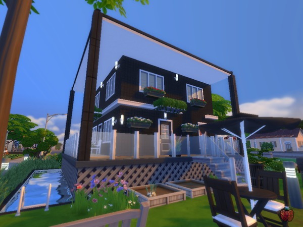 Lucy base game starter by melapples at TSR image 3612 Sims 4 Updates