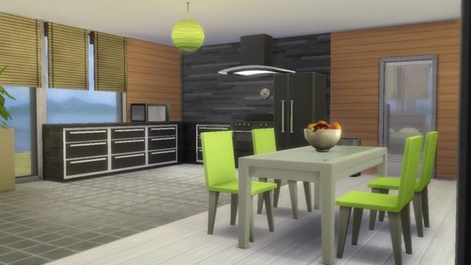 Modern House Mila (no CC) at Tatyana Name image 367 670x377 Sims 4 Updates