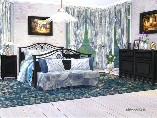 Bedroom Country by ShinoKCR at TSR image 374 Sims 4 Updates