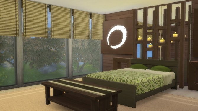 Modern House Mila (no CC) at Tatyana Name image 376 670x377 Sims 4 Updates