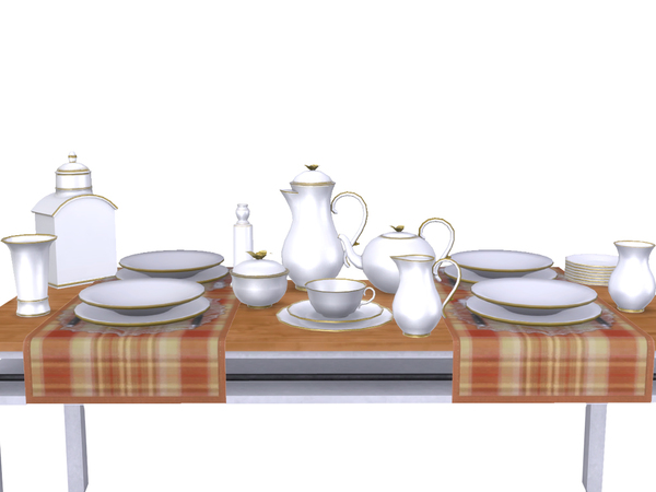 Sims 4 Dining Country by ShinoKCR at TSR
