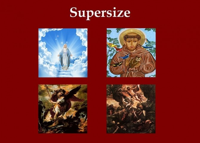 New Art Collection for easel with Christian Paintings by Havem at Mod The Sims image 4019 670x480 Sims 4 Updates