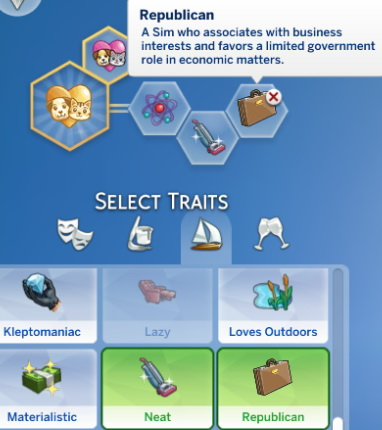 Political Party Traits by Sims Lover at Mod The Sims image 405 Sims 4 Updates