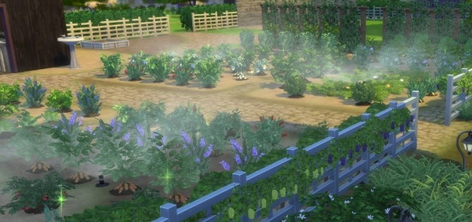 Set It and Forget It Functional Garden Sprinkler by BrazenLotus at Mod The Sims image 434 670x315 Sims 4 Updates
