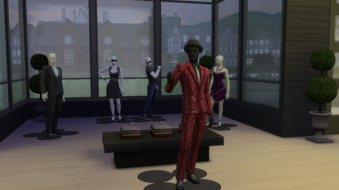 Sims 4 Eleonora Store (no CC) at Tatyana Name