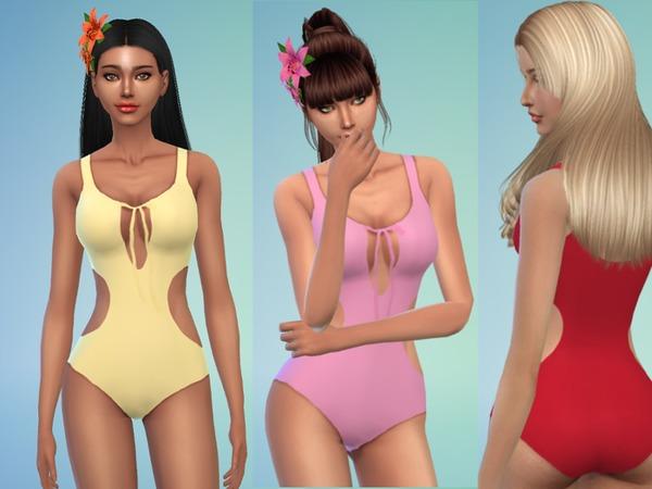Monokini Cali Dream by MissSchokoLove at TSR image 4417 Sims 4 Updates