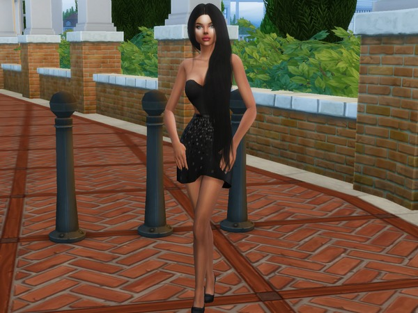 Roxana Gonzalez by divaka45 at TSR image 4511 Sims 4 Updates