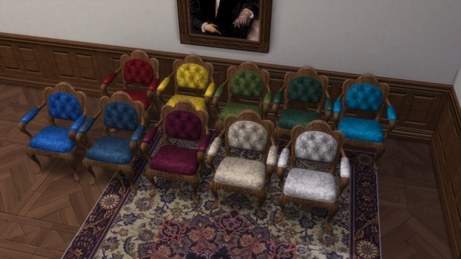 Living Chairs, Sofa & Loveseat from TS3 by TheJim07 at Mod The Sims image 4611 670x377 Sims 4 Updates
