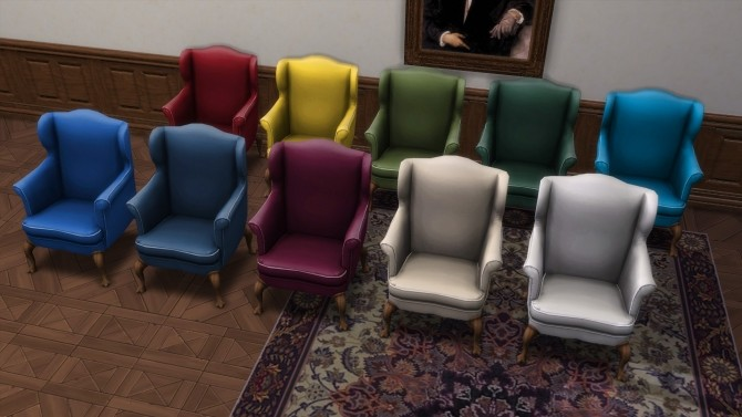 Living Chairs, Sofa & Loveseat from TS3 by TheJim07 at Mod The Sims image 4711 670x377 Sims 4 Updates