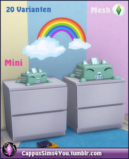 Radio Mieze Mauz Mini at CappusSims4You image 472 Sims 4 Updates