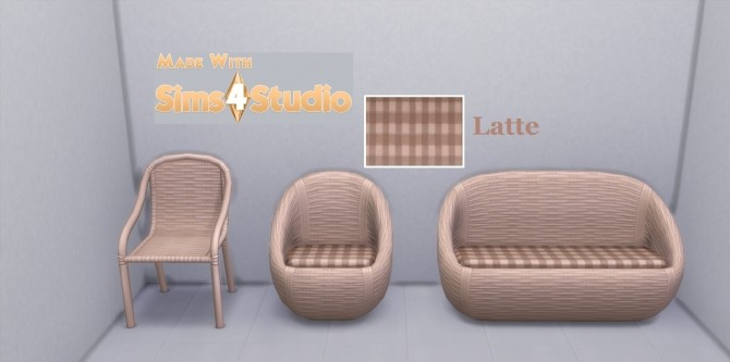 The Wicker Set 10 Recolours by wendy35pearly at Mod The Sims image 479 670x333 Sims 4 Updates