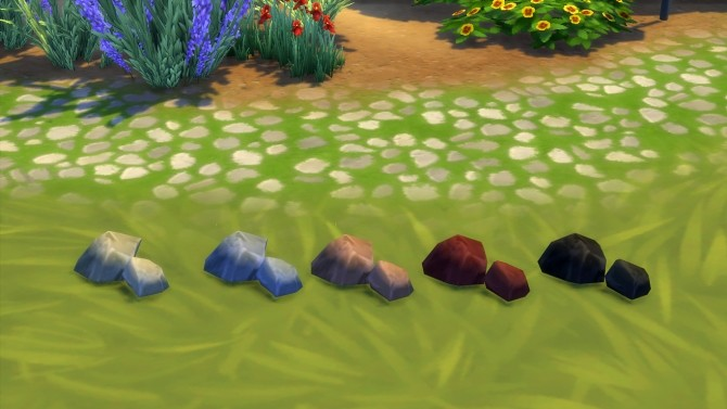 Sims 4 Natures Kitty Litter by K9DB at Mod The Sims