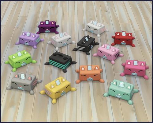 Radio Mieze Mauz Mini at CappusSims4You image 482 Sims 4 Updates