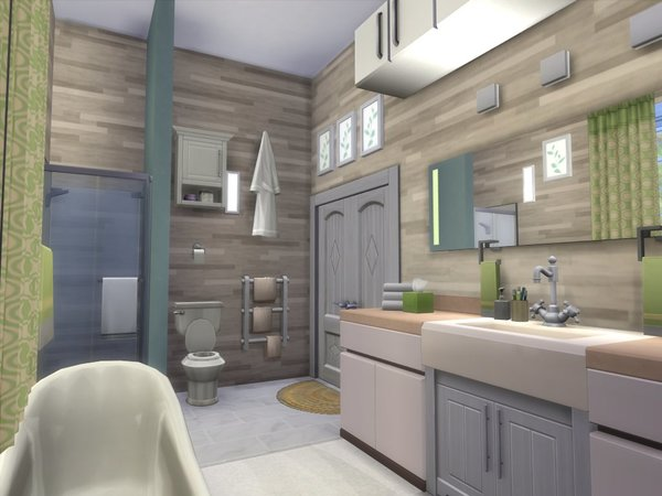 Pet Friendly house by lenabubbles82 at TSR image 4917 Sims 4 Updates