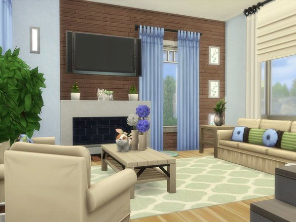 Pet Friendly house by lenabubbles82 at TSR image 5120 Sims 4 Updates