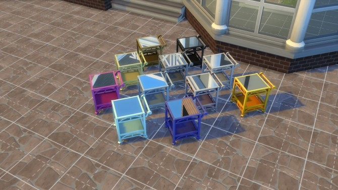 MyBev Cart Functional Globe Bar by IGYPickleRix at Mod The Sims image 5217 670x377 Sims 4 Updates