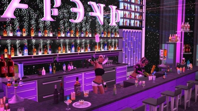Hired DJs & Bartenders Stay Longer by RevyRei at Mod The Sims image 5315 670x377 Sims 4 Updates