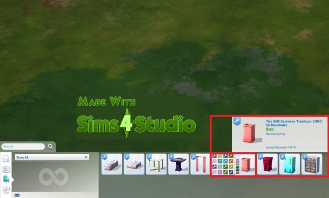 Sciences Trashcan 3000 16 Recolours by wendy35pearly at Mod The Sims image 5410 670x404 Sims 4 Updates