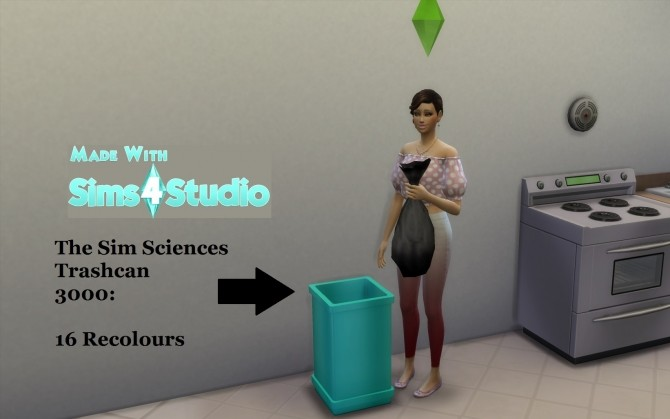 Sciences Trashcan 3000 16 Recolours by wendy35pearly at Mod The Sims image 5510 670x419 Sims 4 Updates
