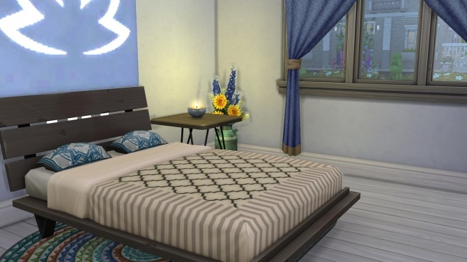 Starter House NoCC 19K by OxanaKSims at Mod The Sims image 559 670x377 Sims 4 Updates