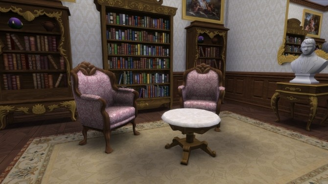 Simply Elegant Seating from TS3 by TheJim07 at Mod The Sims image 6113 670x377 Sims 4 Updates