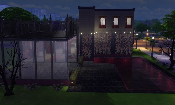 Vampire House (no CC) at Tatyana Name image 6212 670x402 Sims 4 Updates