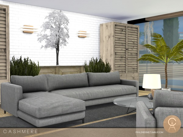 Sims 4 Cashmere house by Pralinesims at TSR