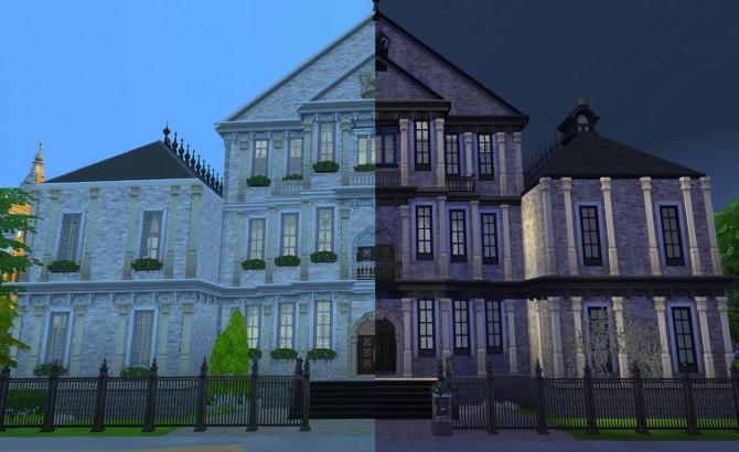 Victorian Mansion + Vampire edition by catdenny at Mod The Sims image 6313 670x410 Sims 4 Updates