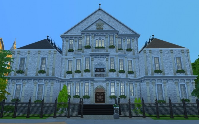 Victorian Mansion + Vampire edition by catdenny at Mod The Sims image 6412 670x419 Sims 4 Updates