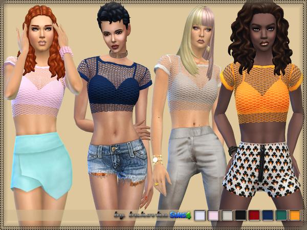 Top Grid by bukovka at TSR image 65 Sims 4 Updates