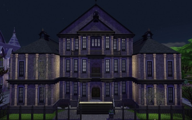 Victorian Mansion + Vampire edition by catdenny at Mod The Sims image 6512 670x419 Sims 4 Updates