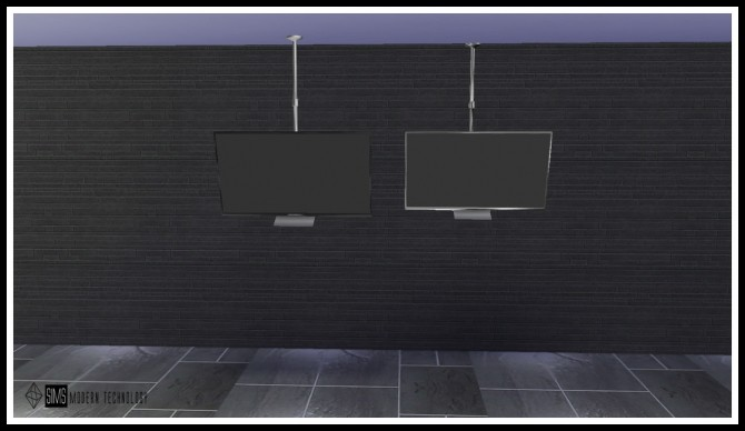 IDBD 4K Ultra HD TV at Sims Modern Technology image 653 670x388 Sims 4 Updates