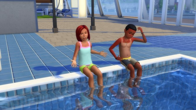 Sims 4 Automatic Sunburns by flerb at Mod The Sims