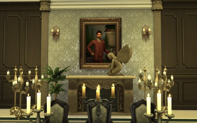Victorian Mansion + Vampire edition by catdenny at Mod The Sims image 6813 670x419 Sims 4 Updates