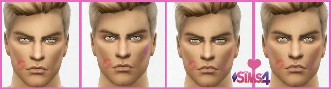 Prints kisses at OleSims image 682 670x180 Sims 4 Updates
