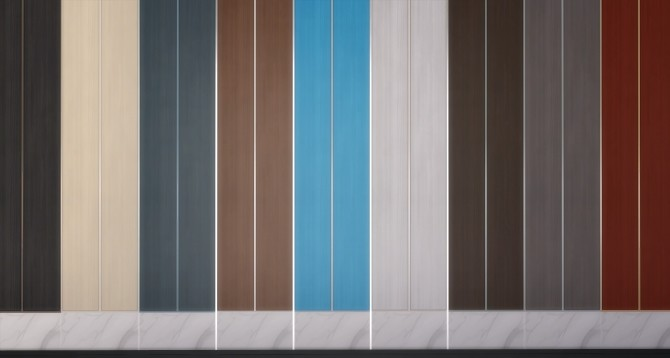 Dine Out Panel recolour marble Base by natm6287 at Mod The Sims image 689 670x358 Sims 4 Updates