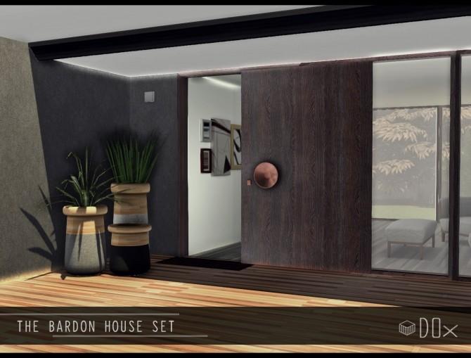 Bardon House Set at DOX image 7118 670x509 Sims 4 Updates