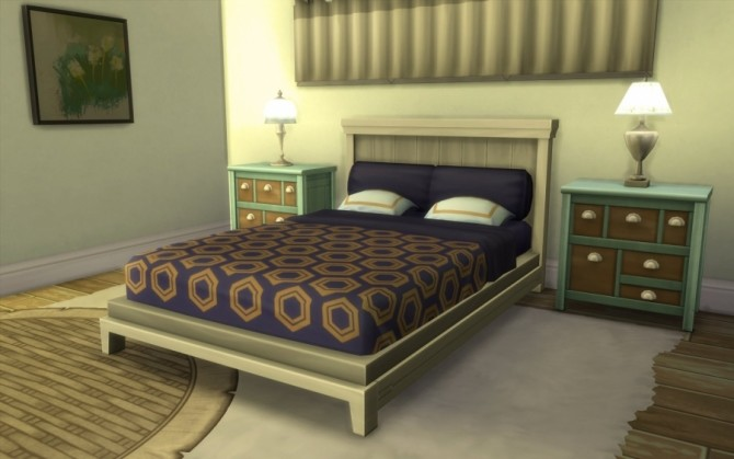 La Bruyère house by Bloup at Sims Artists image 757 670x419 Sims 4 Updates